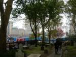 Cimetière chapelle St Pauls et Ground Zero.jpg